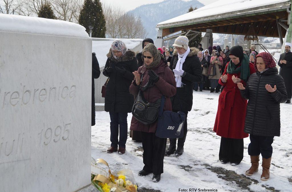 Posjeta Srebrenici povodom Dana nezavisnosti