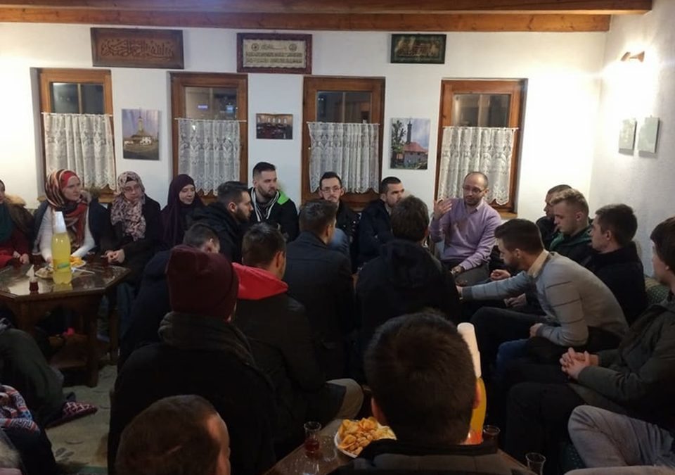 Omladinski krug Medžlisa IZ-e Tuzla već 25 godina okuplja mlade