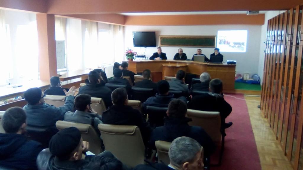 Seminar za imame, hatibe i muallime Medžlisa Srebrenik
