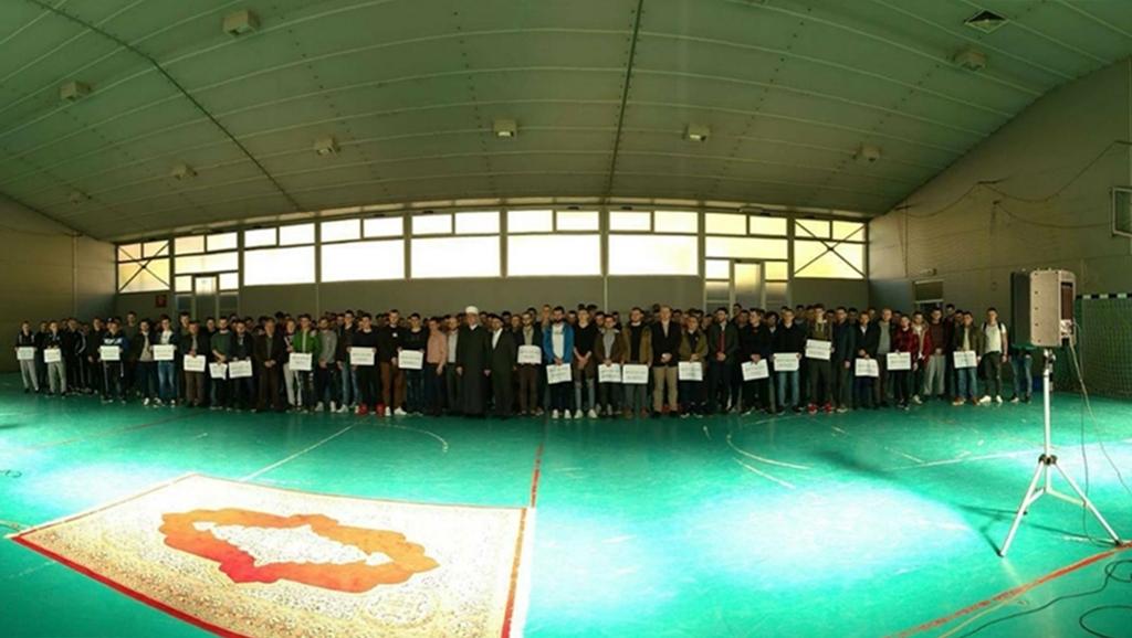 """Malonogometni turnir """"Prvi mart"""" okupio 200 mladih s područja Muftiluka tuzlanskog"""