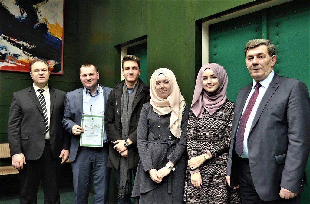 Behram-begova medresa prva na 11. takmičenju iz engleskog jezika