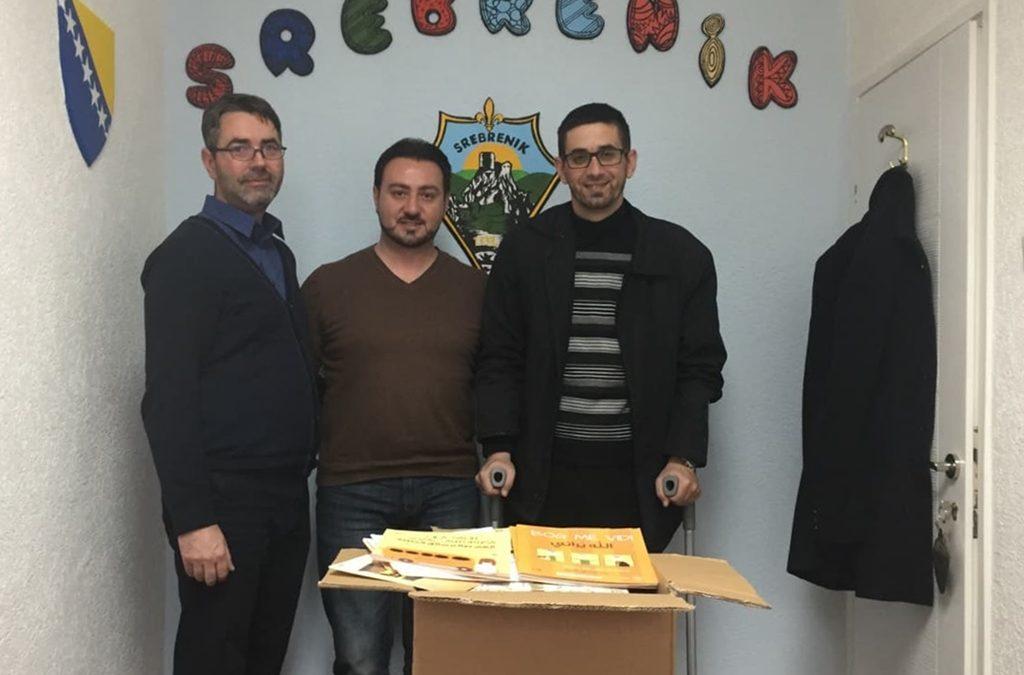"""Predstavnici MIZ Srebrenik posjetili JU """"Vrtić"""""""