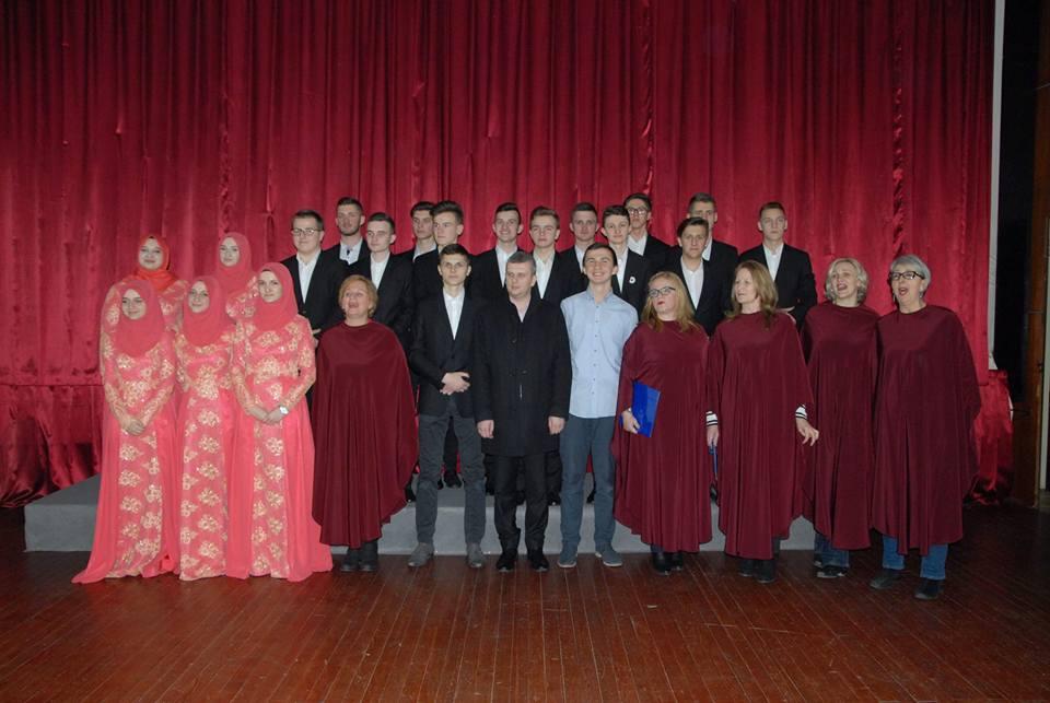 Međureligijski koncert u Orašju