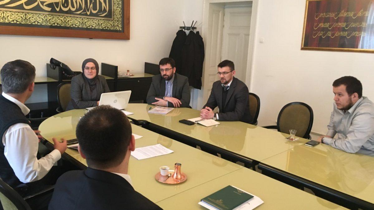 Sastanak koordinatora za saradnju sa nevladinim organizacijama