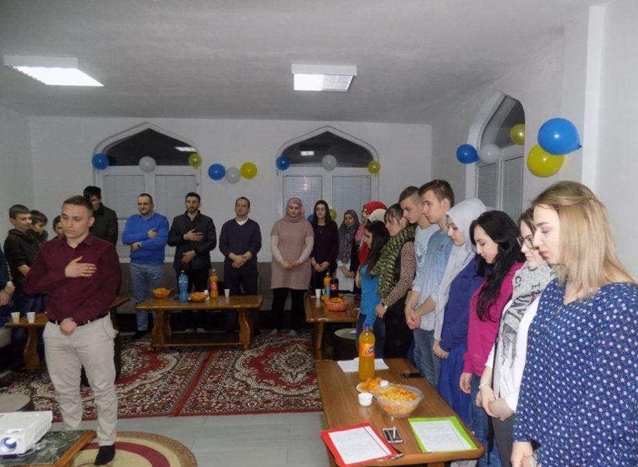 U Janji mladi obilježili Dan nezavisnosti Bosne i Hercegovine