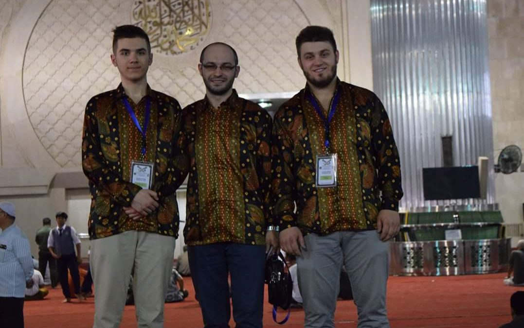 Hafiz Emir Sinanović osvojio 2. mjesto na takmičenju u Indoneziji