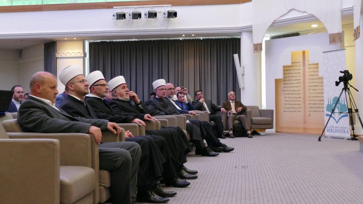 Održana sjednica Sabora Islamske zajednice u BiH
