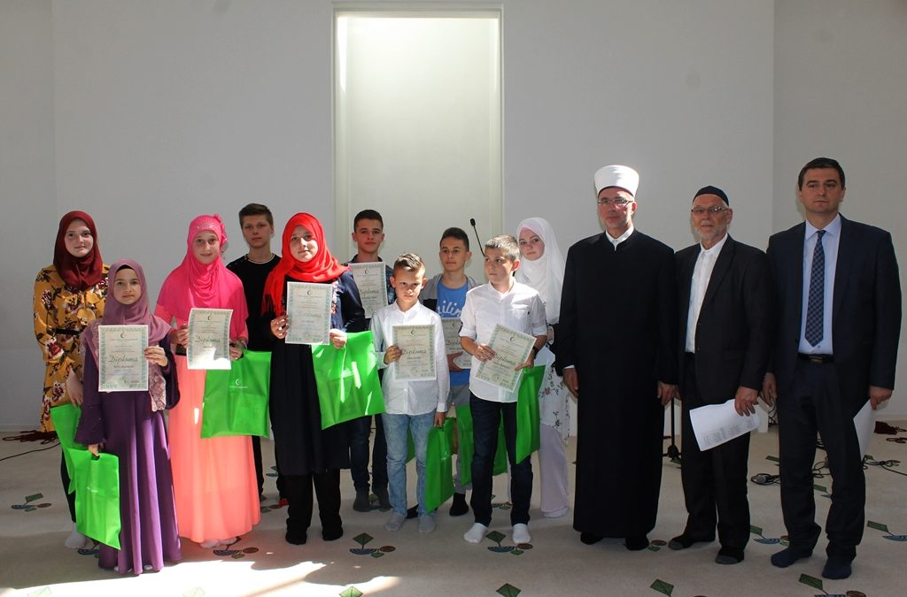 Održano mektebsko takmičenje Muftijstva tuzlanskog