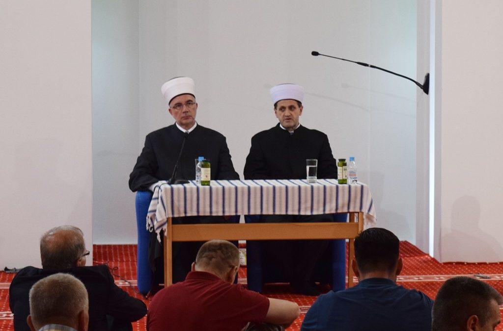 Muftija Fazlović gost ramazanske tribine u Brčkom