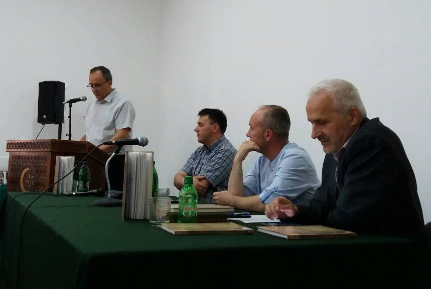 "Predstavljena knjiga ""Vakuf begovske porodice Gradaščević"""