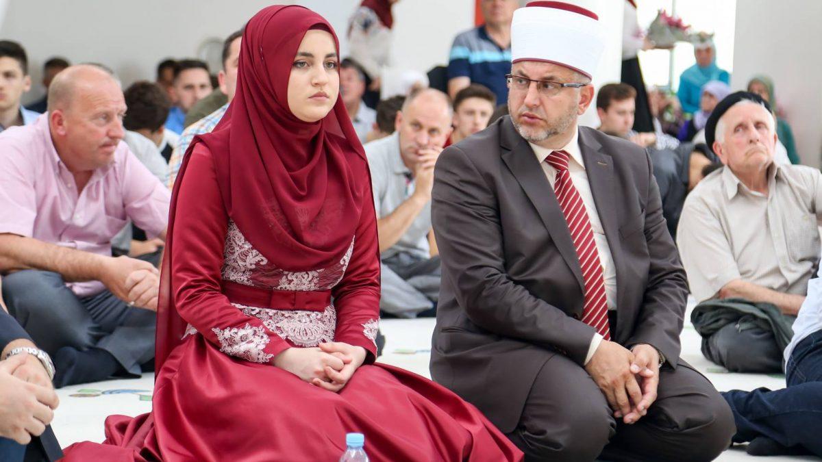 Hafiska dova Lamiji Spahić učenici Behram-begove medrese