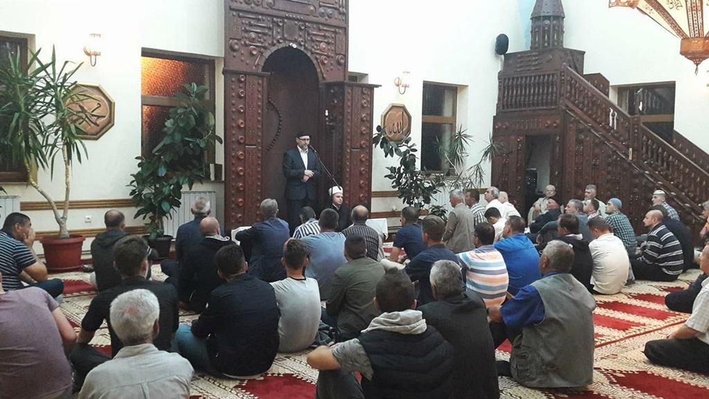 "Srebrenik: Katedra hadisa i tefsira ""Ramazanske radosti vjernika"""