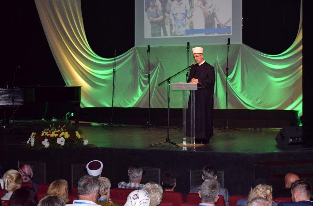 Muftija Fazlović na manifestaciji obilježavanja Dana šehida u Brčkom