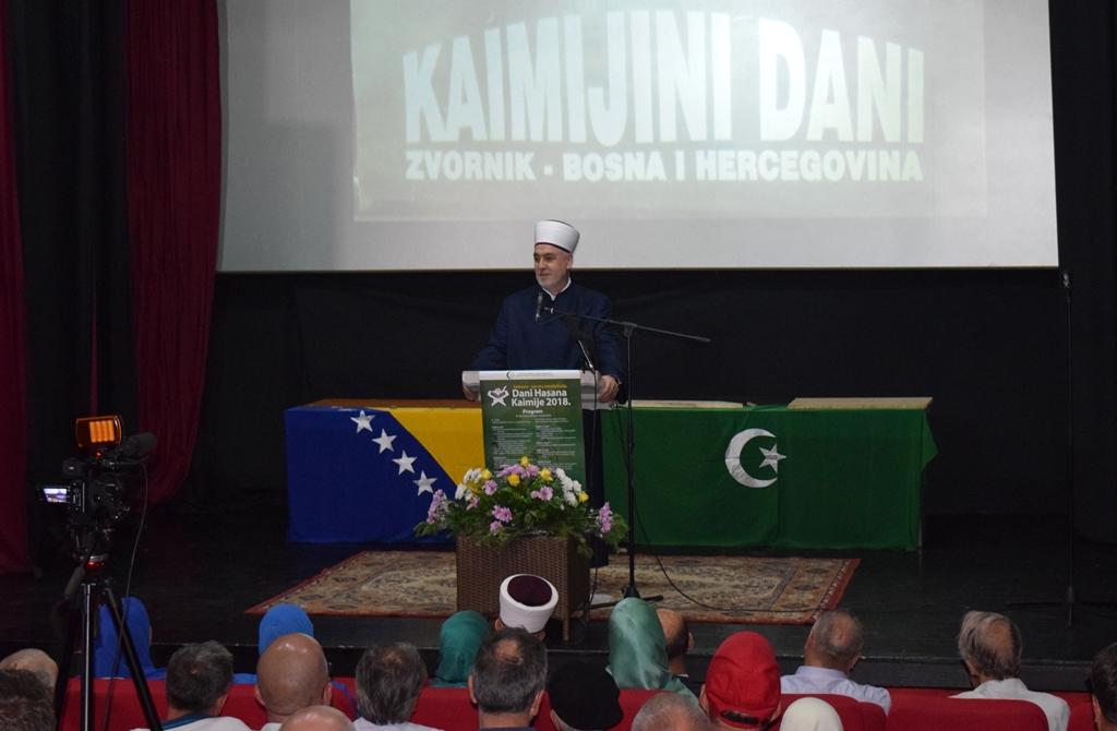 Otvorena 16. Kulturno-vjerska manifestacija Dani Hasana Kaimije