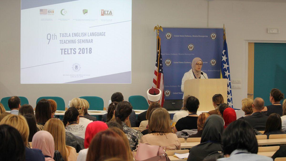 Deveti međunarodni seminar TELTS 2018 okupio profesore engleskog jezika iz 7 zemalja regije