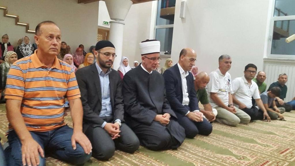 Ramazanska posjeta Bosanskom Šamacu