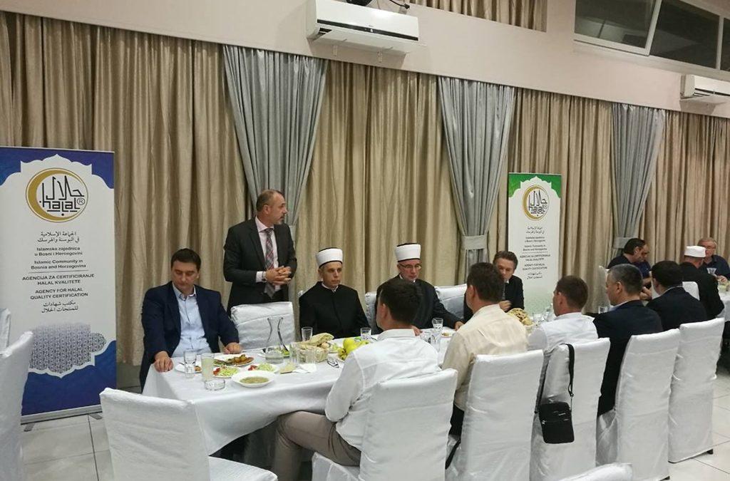 Iftar Agencije za certificiranje halal kvalitete