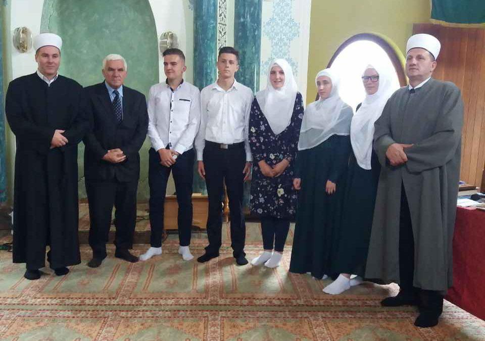 Živinice: Pet novih učača Kur'ana u Đurđeviku