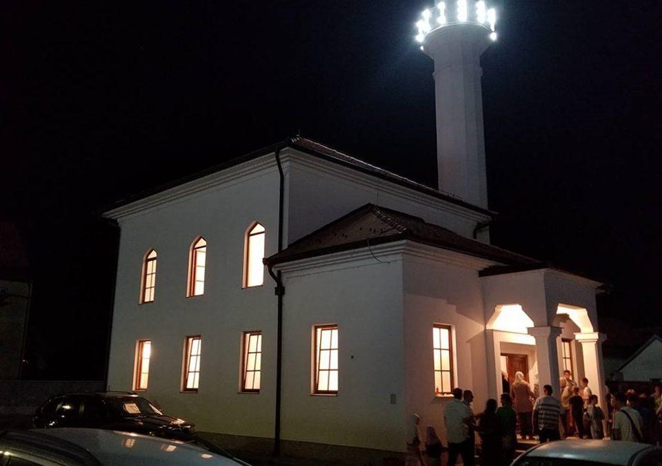 Bijeljina: 17. noć ramazana u Ahmed-age Krpića džamiji