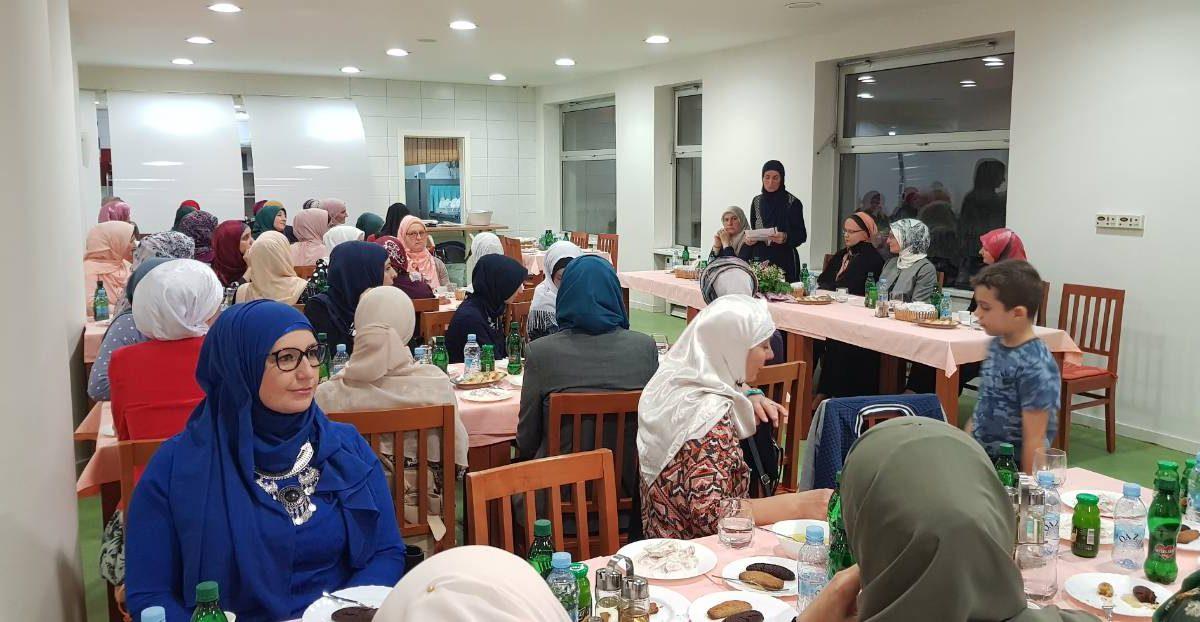 Iftar Odjela za brak i porodicu Muftijstva tuzlanskog