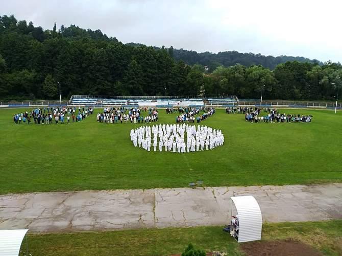 Perfomansom za Srebrenicu
