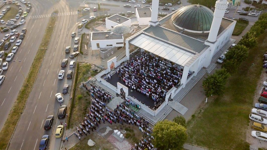 Prvi dan Kurban-bajrama u nedjelju, 11. augusta