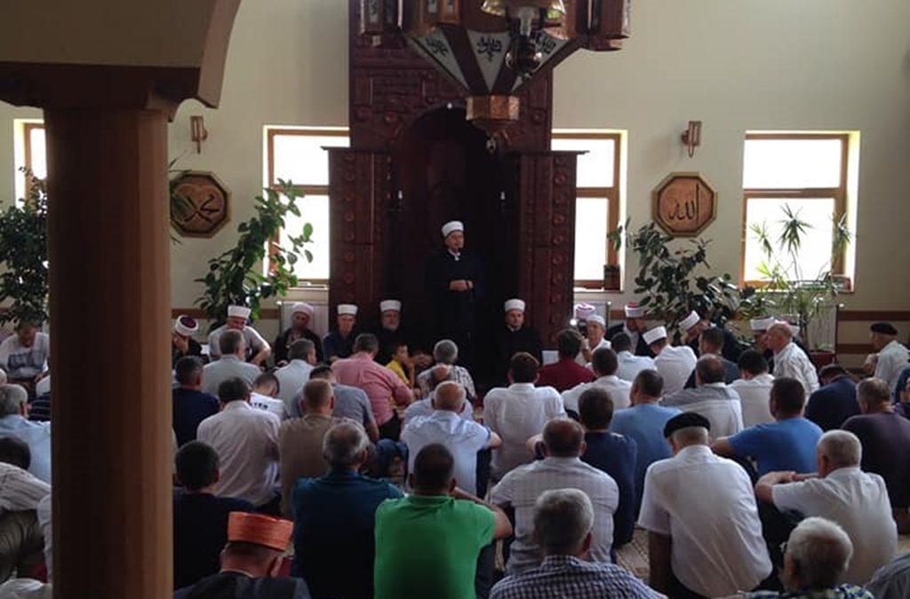 Ikrar dova za hadžije iz Srebrenika