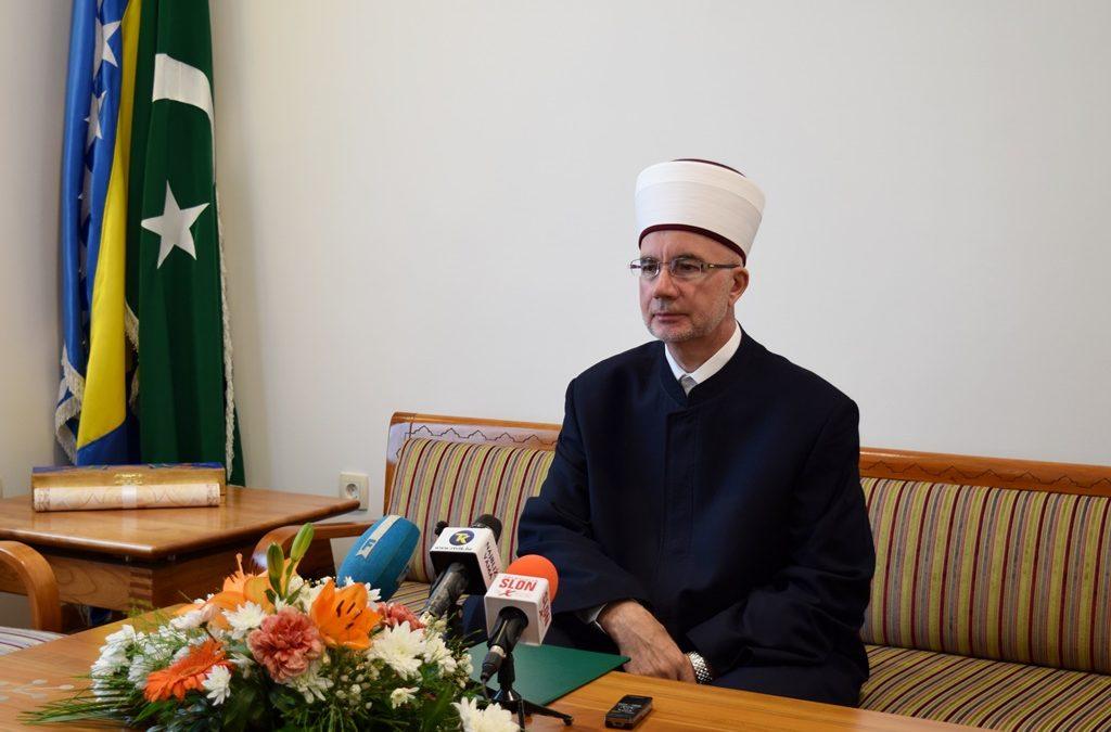 Poruka Muftije tuzlanskog na Kurbanski bajram 1439/2018. godine