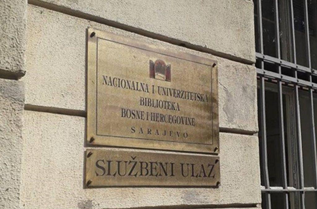 Posjeta Nacionalnoj i univerzitetskoj biblioteci Bosne i Hercegovine i Orijentalnom institutu u Sarajevu
