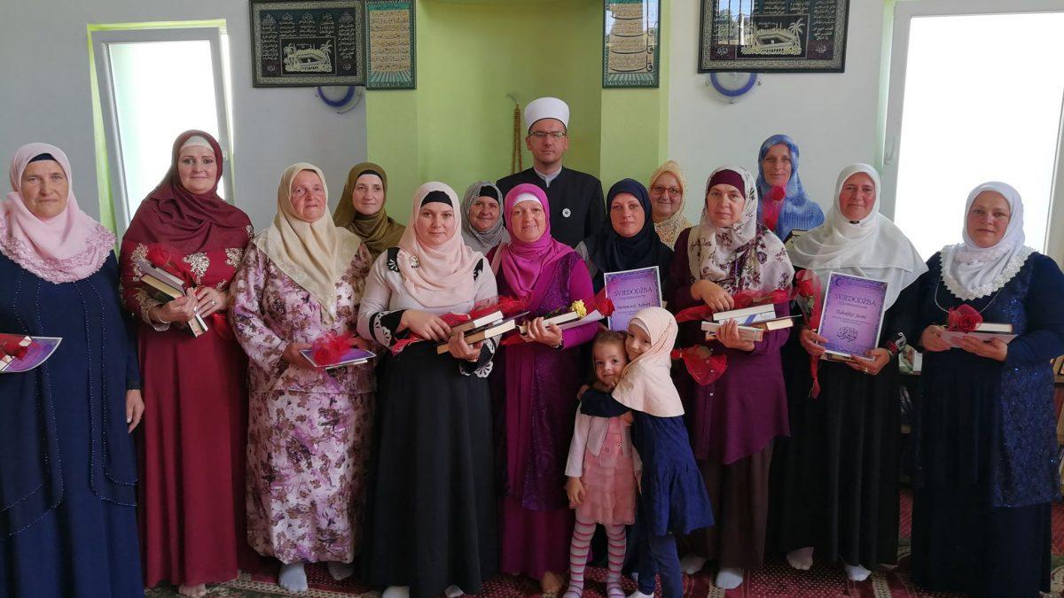 Kladanj: Novi učači Kur'ana
