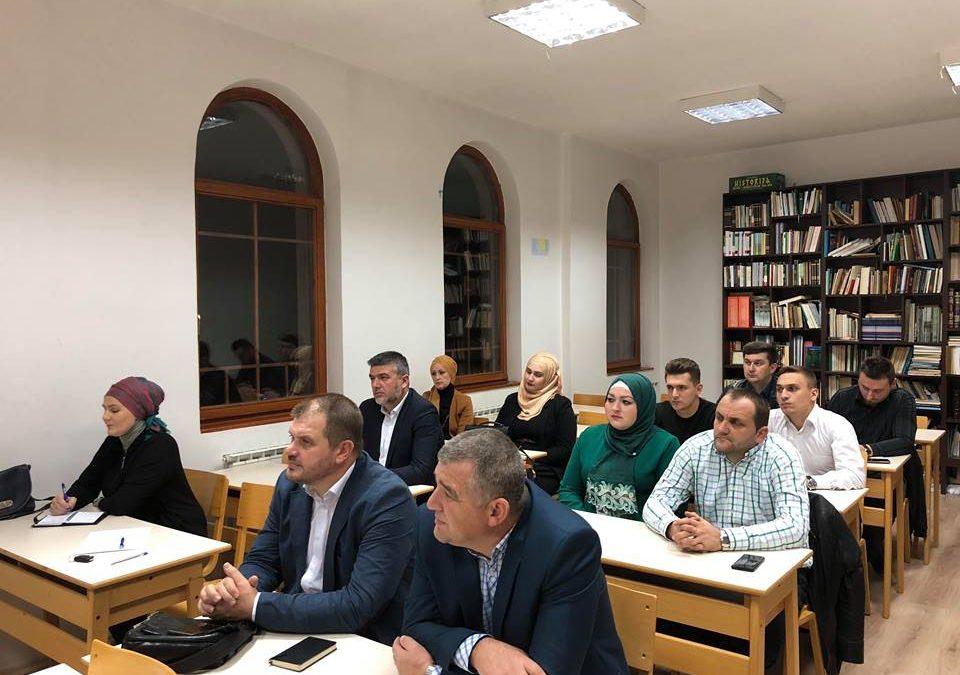 Seminari za imame, muallime i vjeroučitelje Bijeljine, Janje i Srebrenika