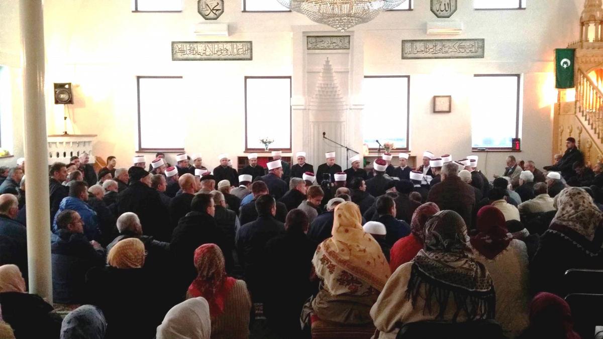 Zvornik: Centralni mevlud u prepunoj Riječanskoj džamiji