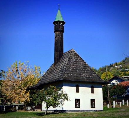 Džindijska džamija u Tuzli proglašena nacionalnim spomenikom Bosne i Hercegovine