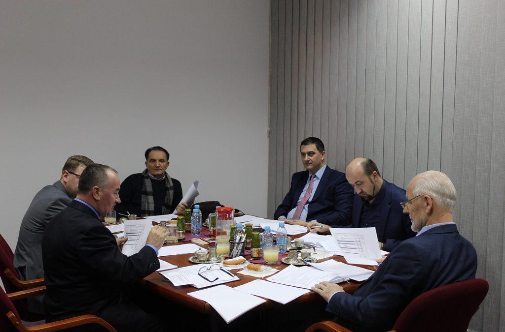 Sjednice Upravnog odbora i Naučnog vijeća Instituta