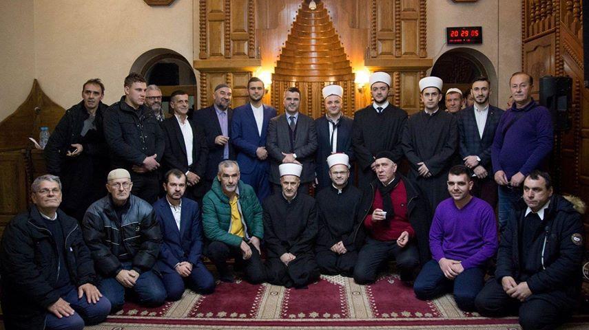 Gradačac: Večer Kur'ana u Reuf-begovoj džamiji
