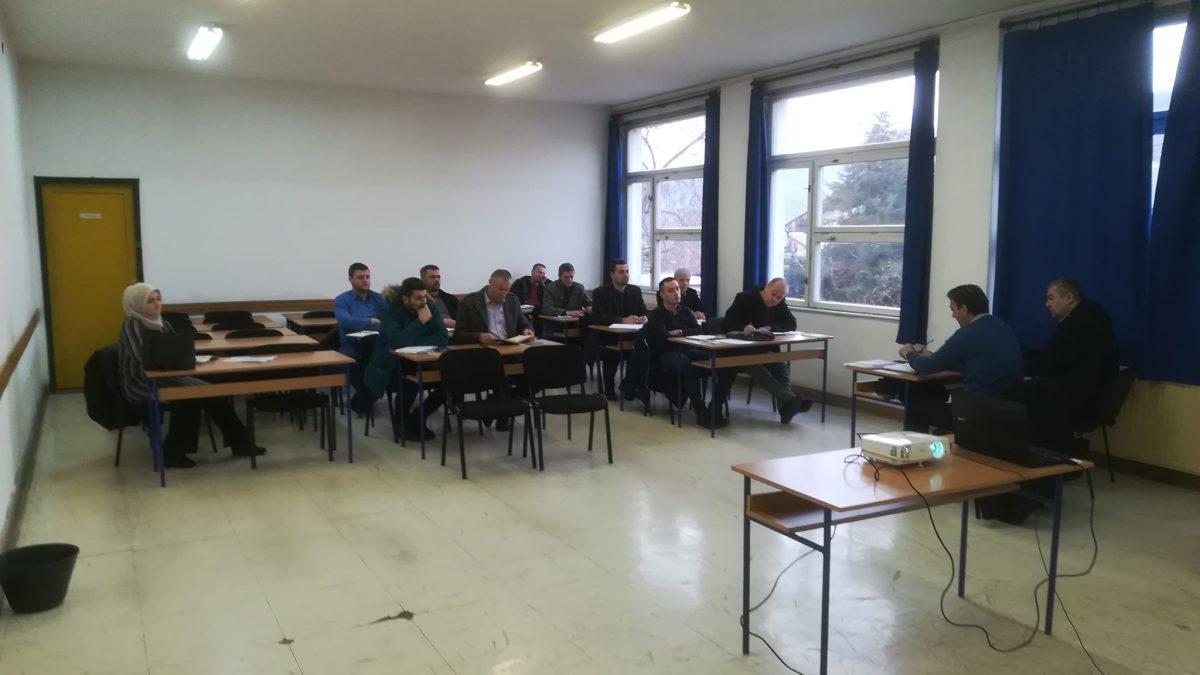 Radni sastanak imama i vjeroučitelja u Čeliću