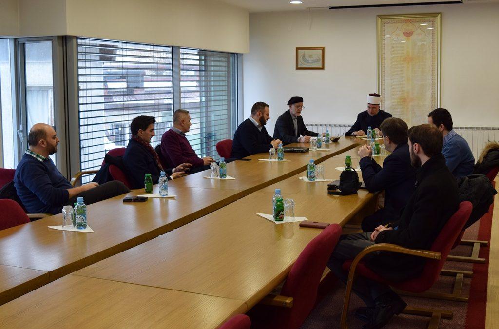Radni sastanak o radu škola Kur'ana u medžlisima Muftijstva tuzlanskog