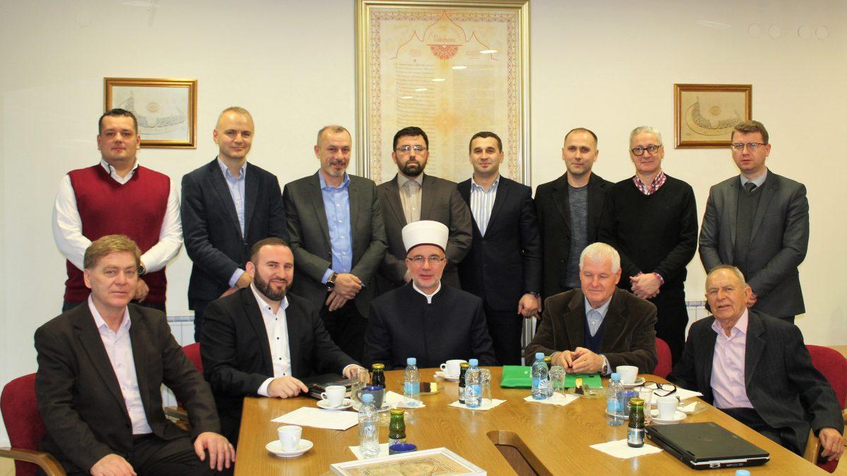 Sjednica Izvršnog odbora MIZ Tuzla