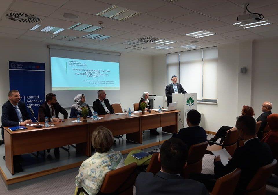 Međunarodna konferencija o doprinosu vjeronauke obrazovnom procesu