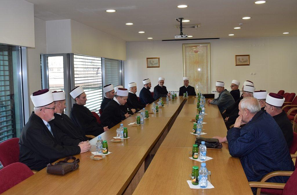 Zahvalnost penzionisanim imamima Muftiluka tuzlanskog