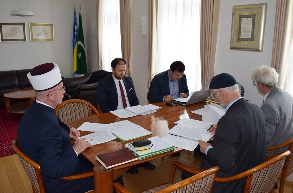Sjednica Muftijstva tuzlanskog: Uspješna realizacija humanitarnih akcija