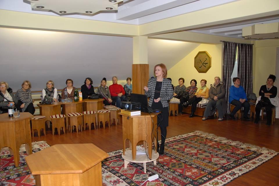 Orašje: Predavanje o zdravlju žene