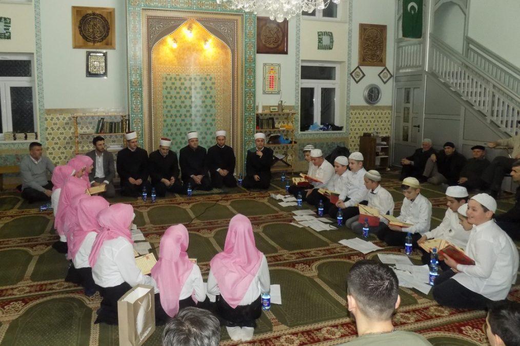Promocija novih mladih učača Kur'ana u Janji