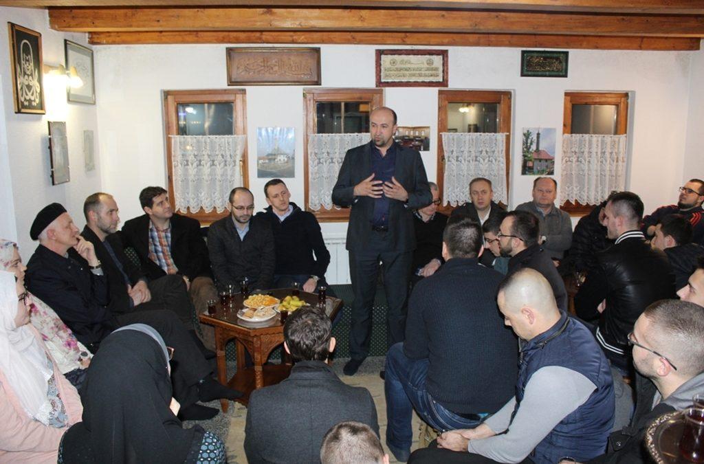 Muhamed Jusić gost na druženju mladih u Tuzli