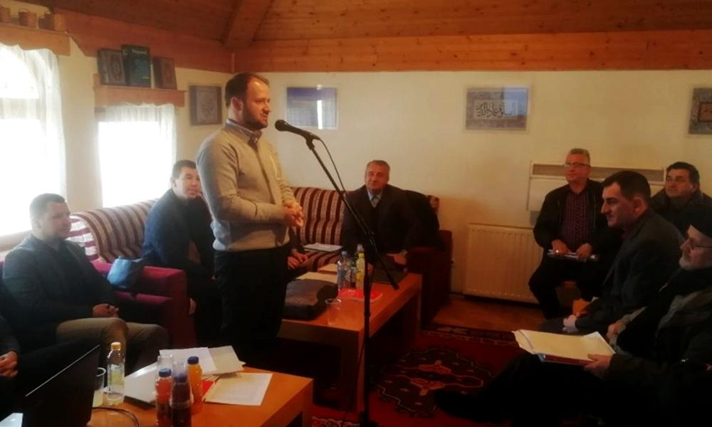 Kalesija: Sjednica Skupštine medžlisa i svečanost u Kikačima
