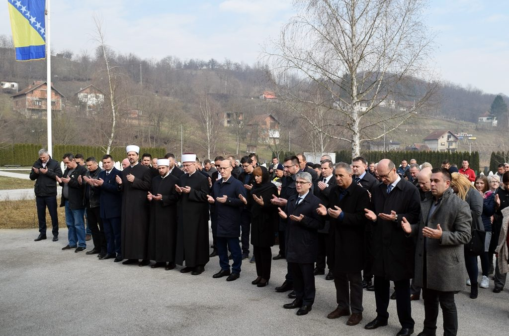 U bosanskom Podrinju obilježen Dan nezavisnosti Bosne i Hercegovine