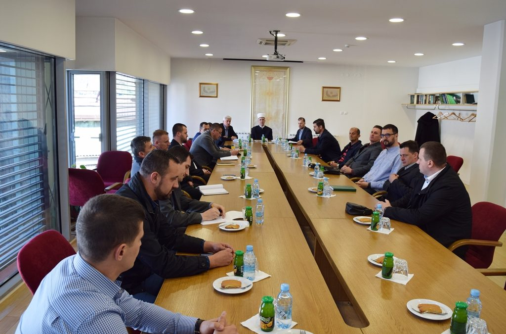 Održana konstituirajuća sjednica Okružnog odbora ilmijje Tuzla