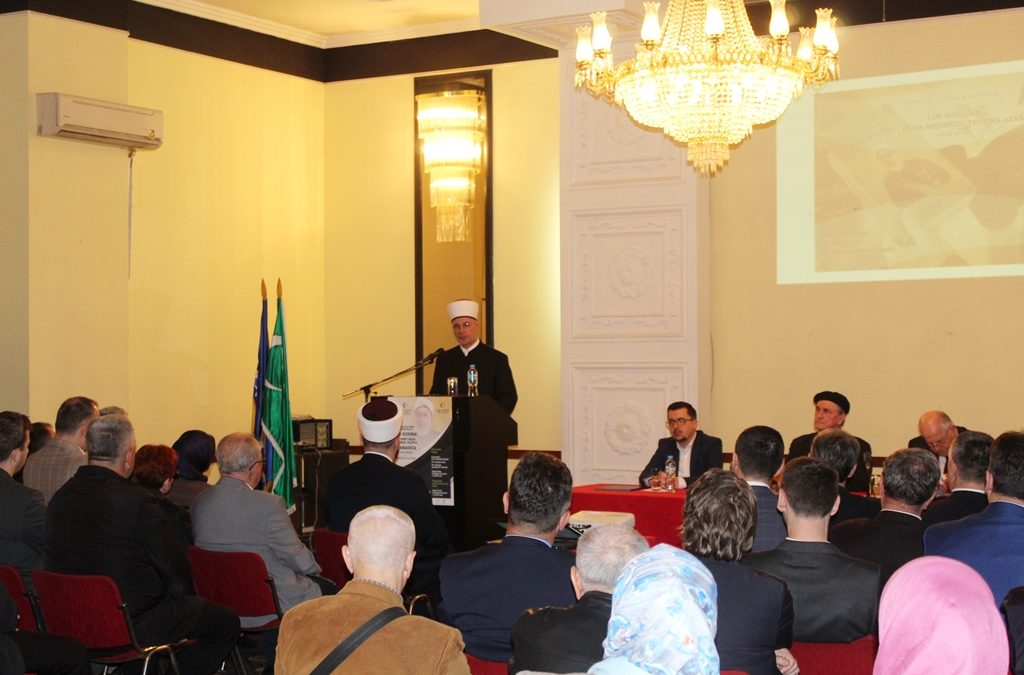 Sjećanje na mudrost i hrabrost reisa Mehmeda Teufika Azabagića