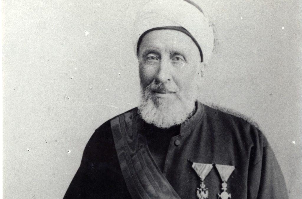 Obraćanje Muftije tuzlanskog na obilježavanju  stogodišnjice smrti reisa Mehmeda Teufika Azabagića