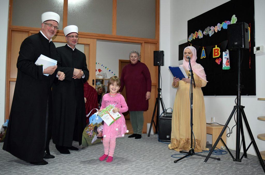 Mekteb za predškolski uzrast u Odžaku obilježio prvu godišnjicu rada